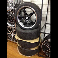 second hand wheels and tyres perth