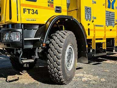 COMMERICAL TYRES light truck tyres