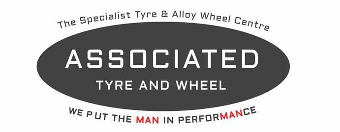 ASSOCIATED TYRE AND WHEEL logo