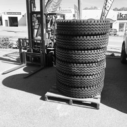drill rig tyres perth