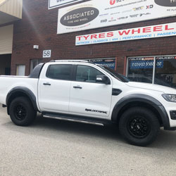 ford ranger wheels and tyres perth west australia
