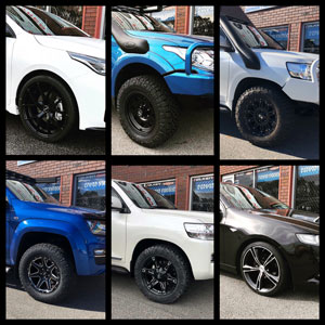 MAG ALLOY WHEELS PERTH