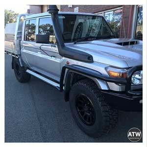 4x4 wheels perth