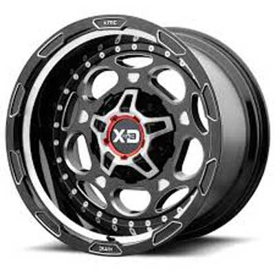 KMC XD837 demodog 4x4 wheels
