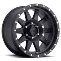 Method Wheels Perth 301 flat black 4x4 wheels