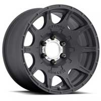Method Wheels Perth 308 Matt black 4x4 wheels