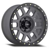 Method Wheels Perth 309 Grid Titanium 4x4 wheels