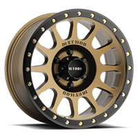 Method Wheels Perth 305 nv bronze wheels