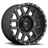 Method Wheels Perth 306 mesh matt black wheels