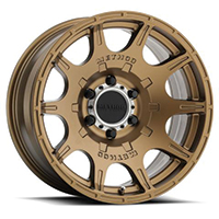 Method Wheels Perth 308 roost bronze wheels