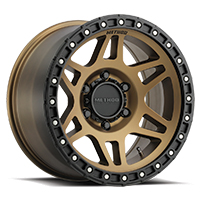 Method Wheels Perth 312 bronze wheels
