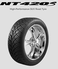 NITTO TYRES PERTH NT420S