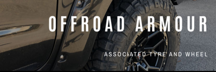Offroad Armour rims perth