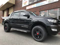 20x9 Rockstar 3 wheels with Nitto Terra Grappler G2 tyres