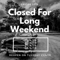 easter long weekend trading hours