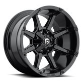 Fuel Coupler Gloss Black Wheels