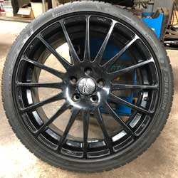 Second hand discounted wheels