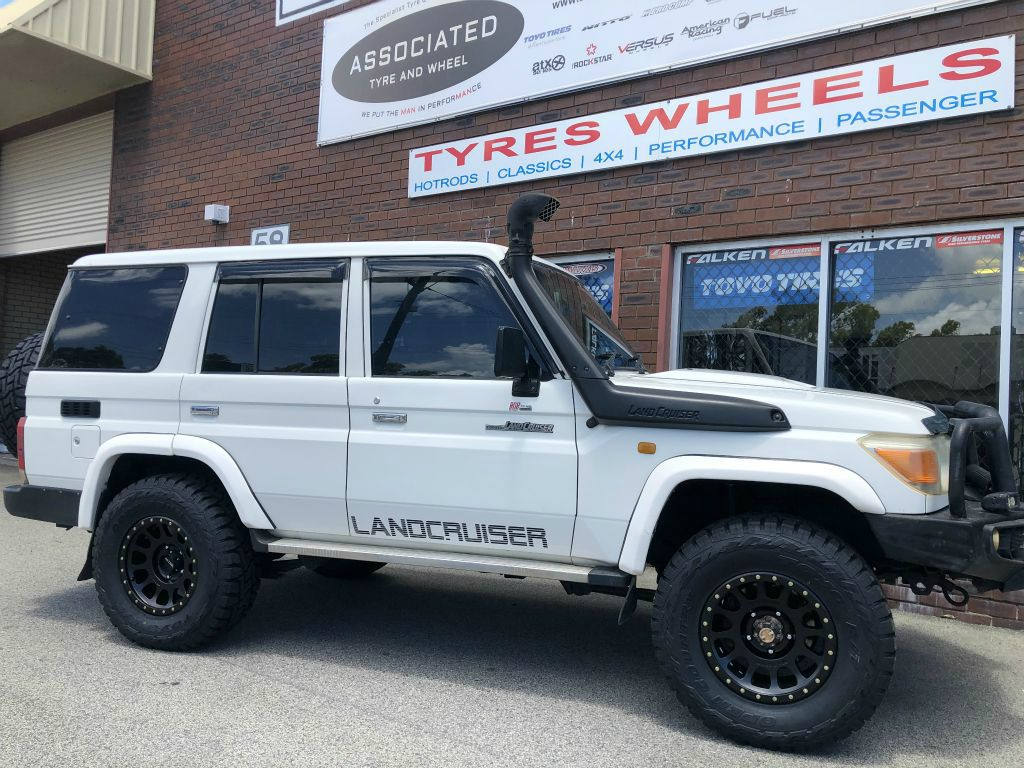 4x4 wheels and tyres for toyota landcruiser